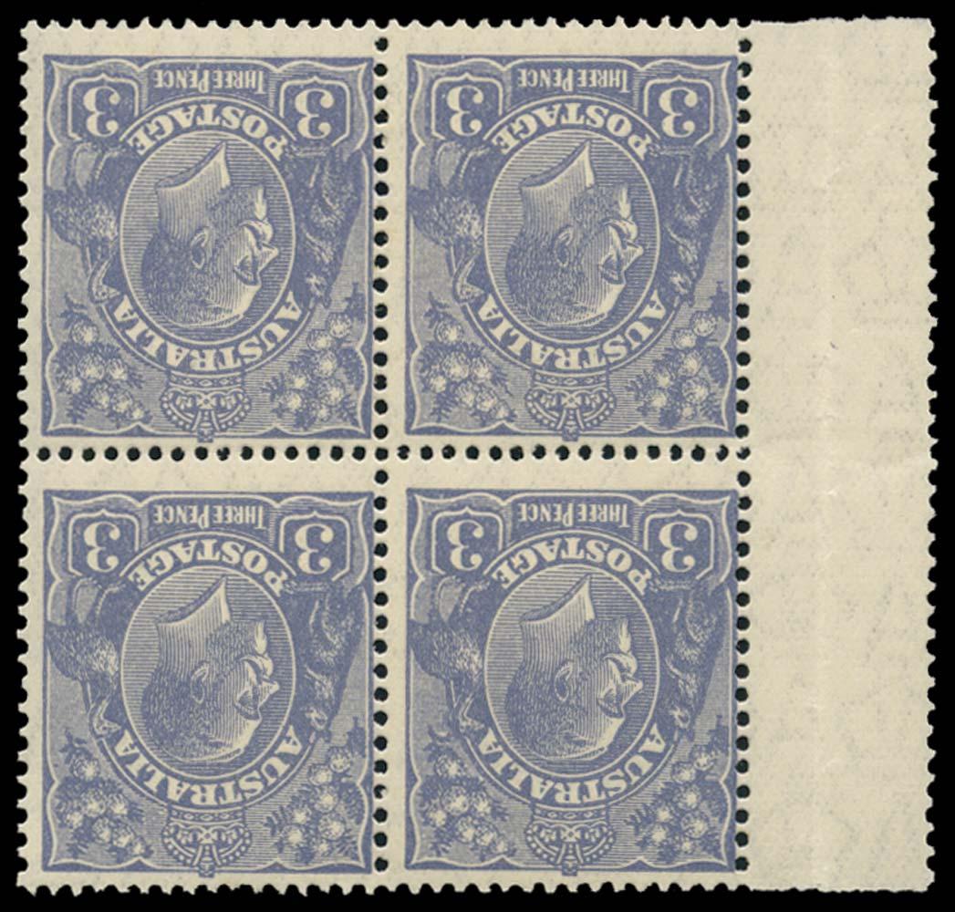 AUSTRALIA 1926  SG100aw Mint