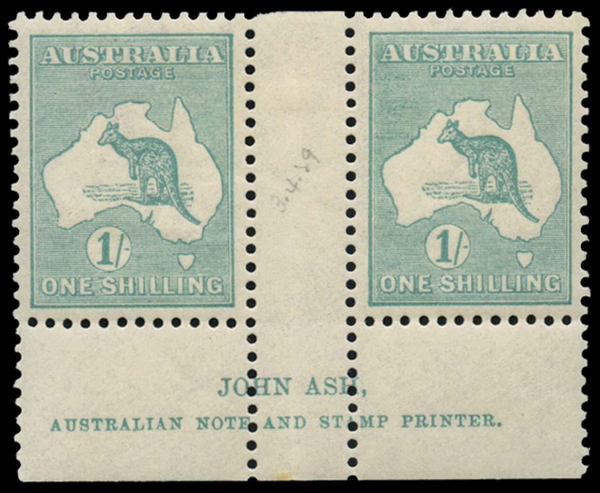 AUSTRALIA 1915  SG40b Mint