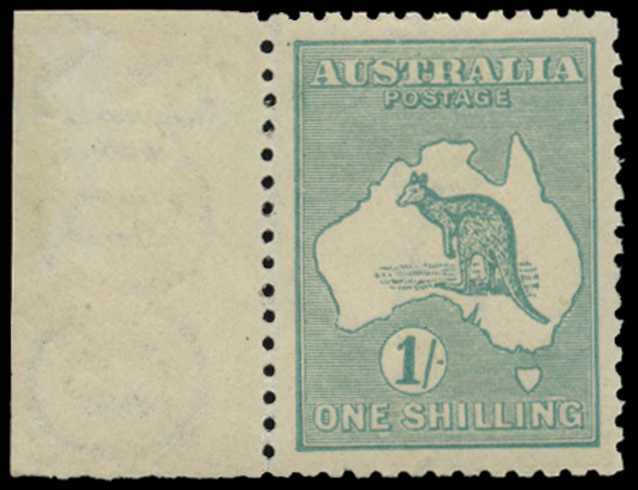AUSTRALIA 1915  SG40b var Mint