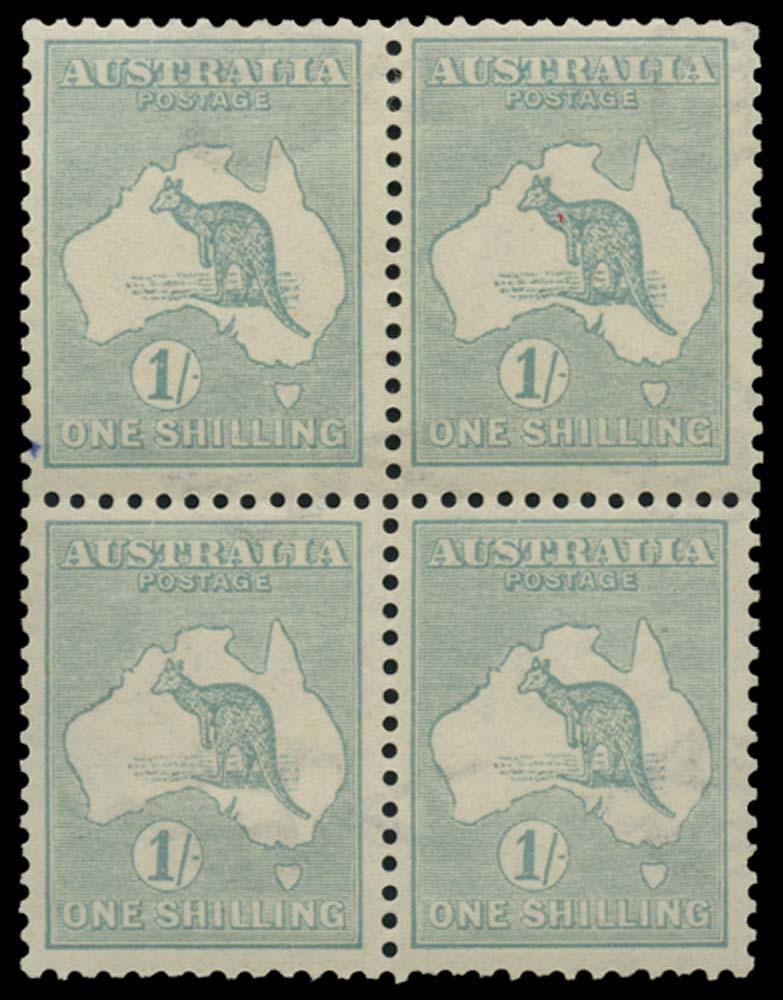 AUSTRALIA 1915  SG40ba Mint