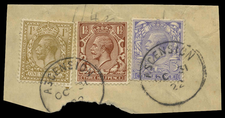 ASCENSION 1912  SGZ41,44,51 Cancel