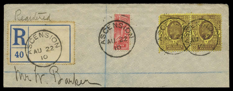 ASCENSION 1910  SGZ22var, Z26 Cancel