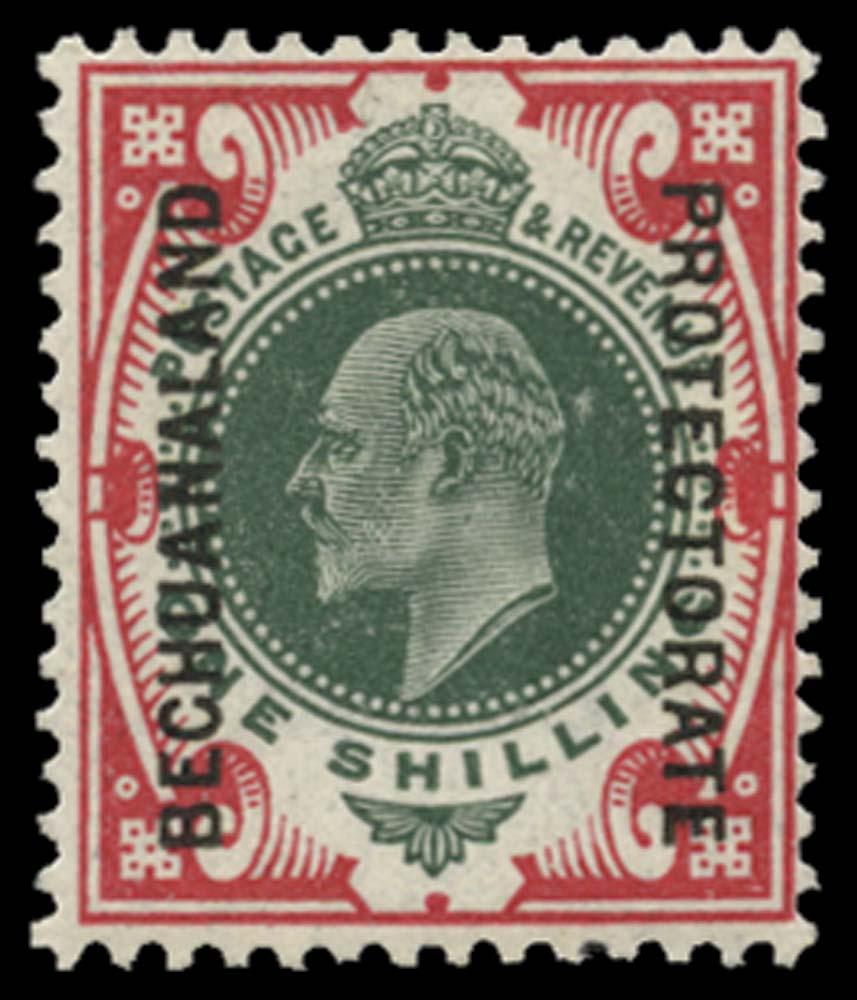 BECHUANALAND 1904  SG71 Mint