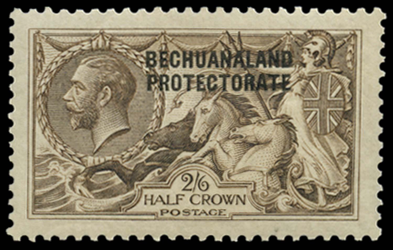 BECHUANALAND 1913  SG83b Mint