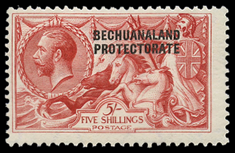 BECHUANALAND 1913  SG89 Mint