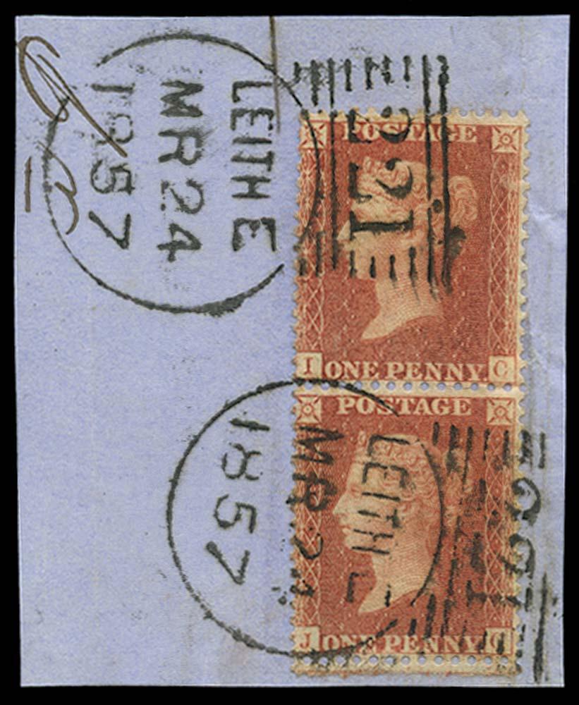 GB 1855  SG29 Pl.47 Used
