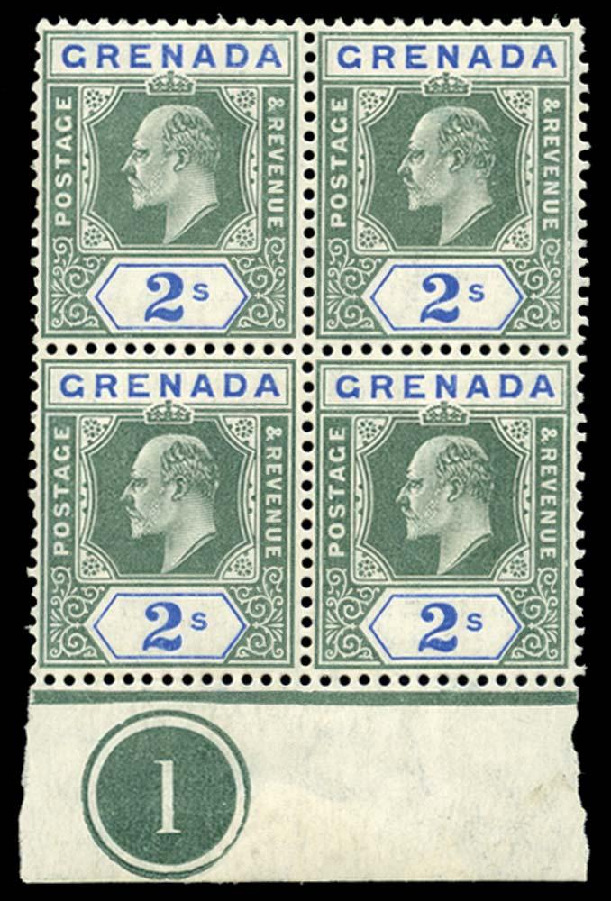 GRENADA 1904-06  SG74a Mint