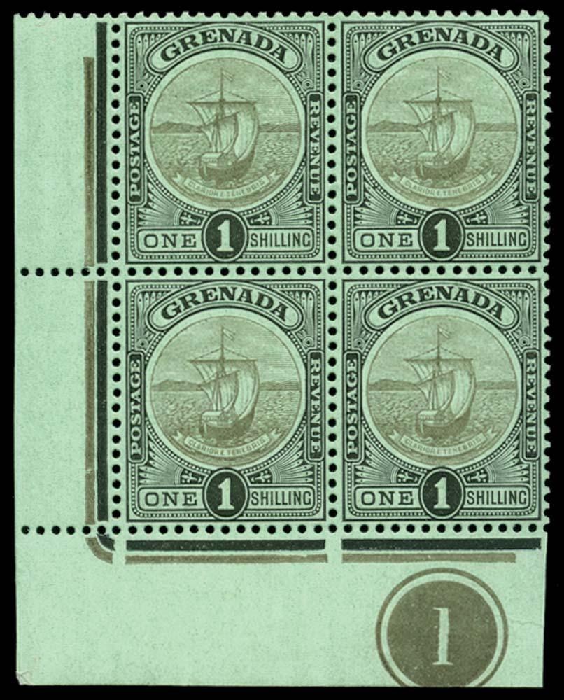 GRENADA 1908  SG82 Mint