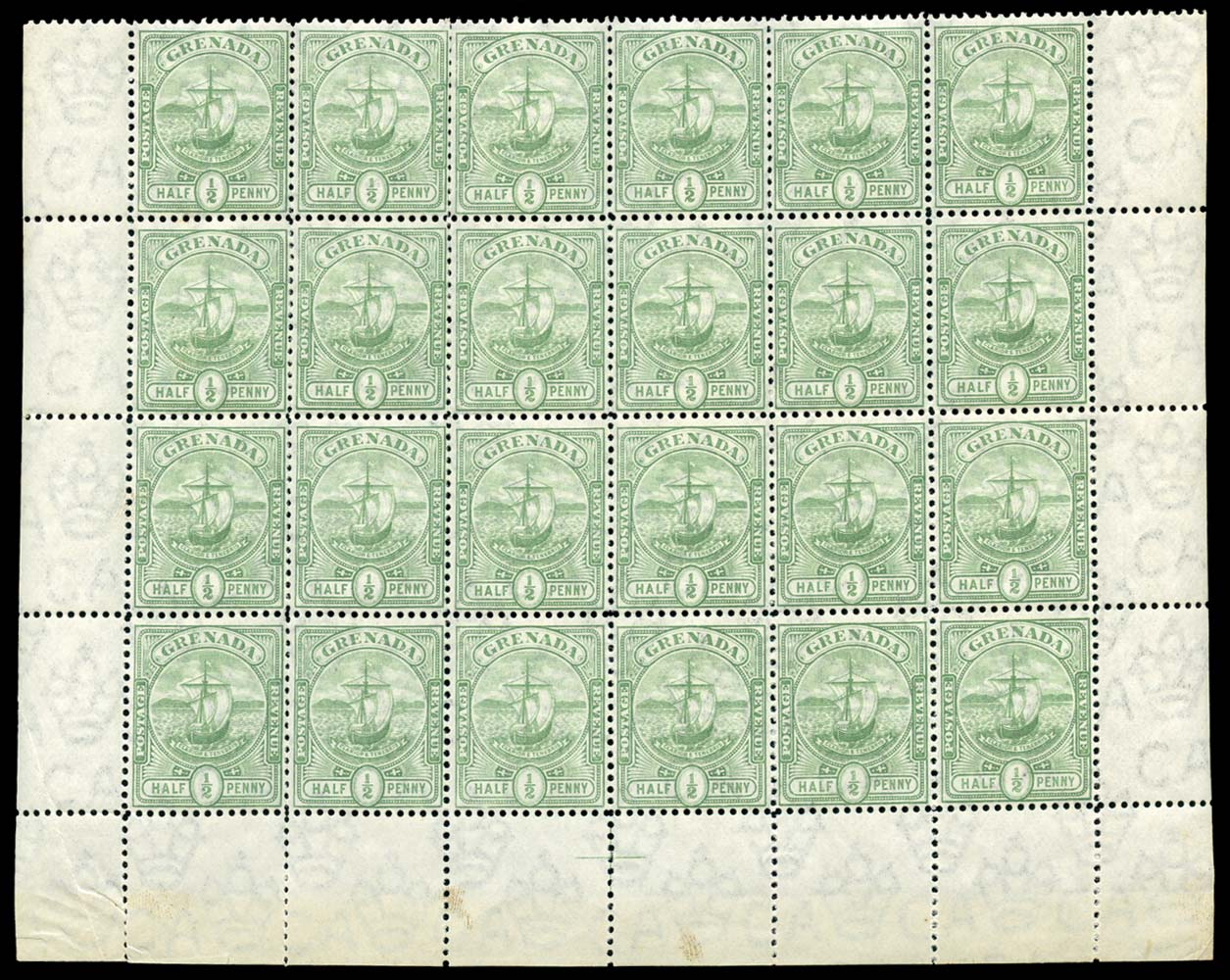 GRENADA 1906  SG77 Mint