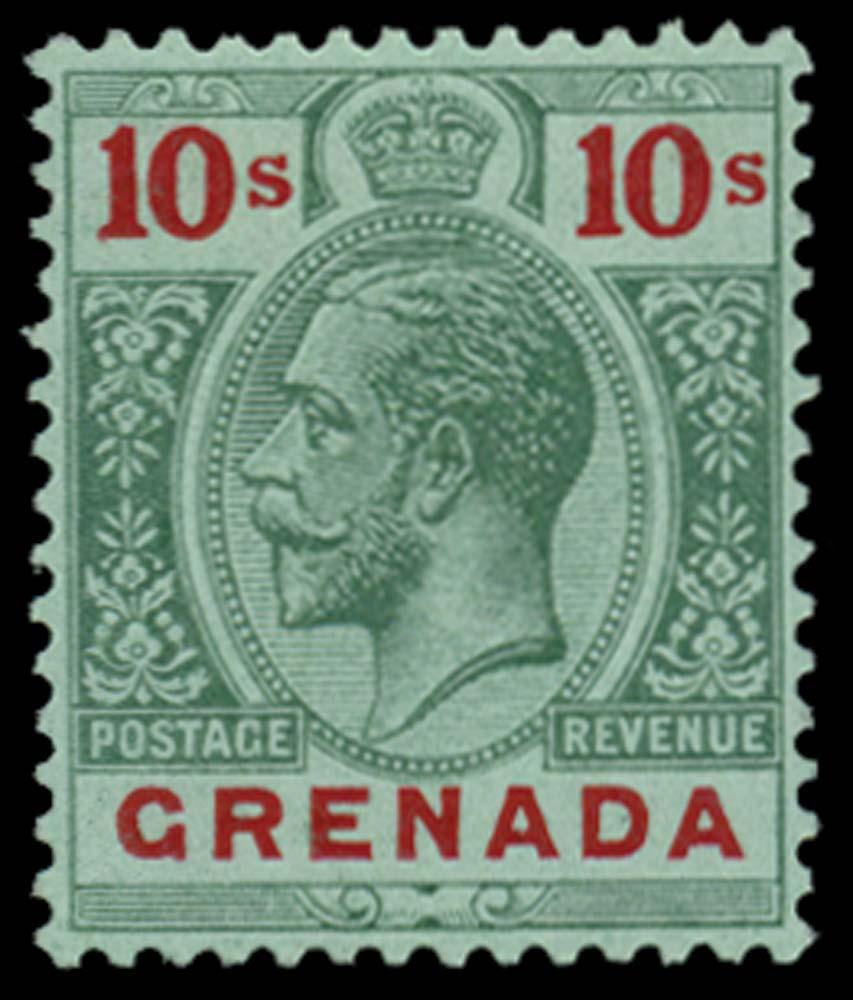 GRENADA 1913-22  SG101 Mint