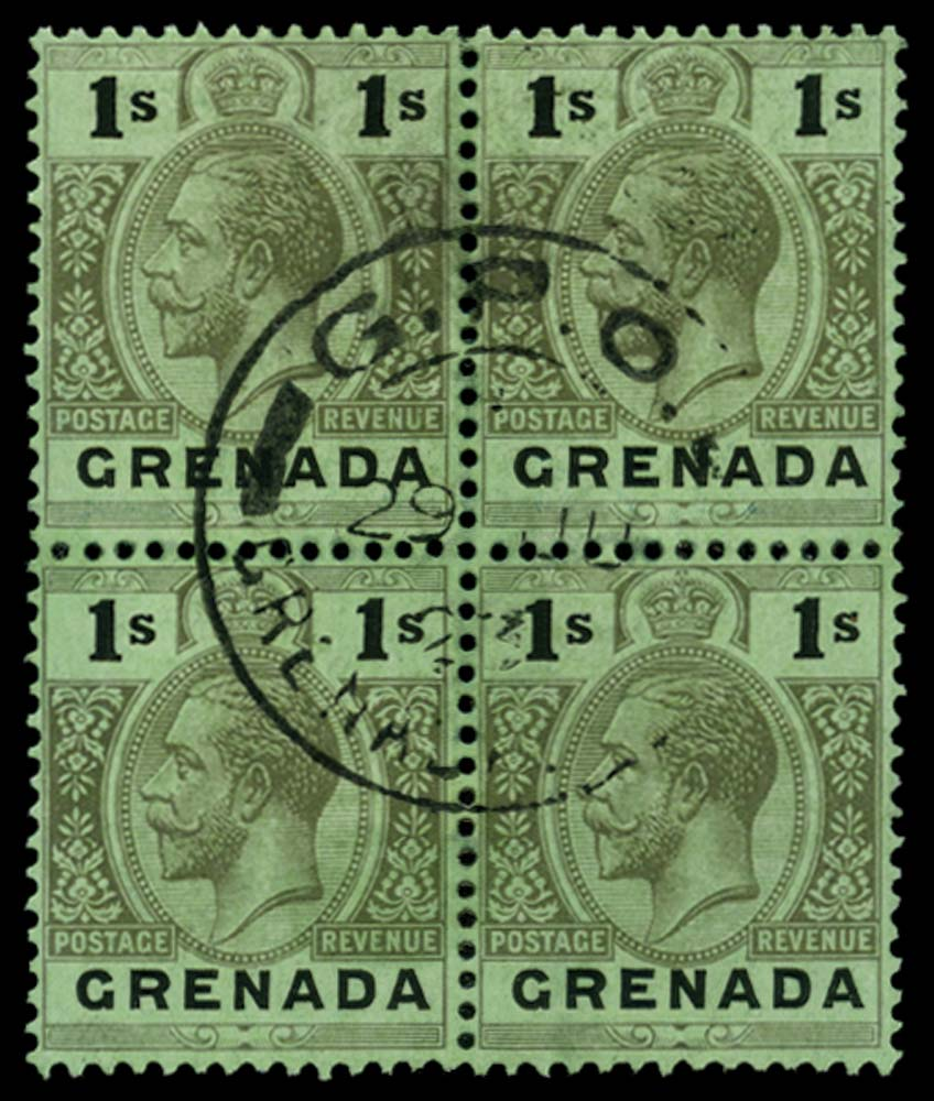 GRENADA 1913-22  SG98d Used