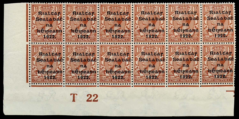 IRELAND 1922  SG49 Mint