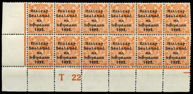IRELAND 1922  SG50 Mint