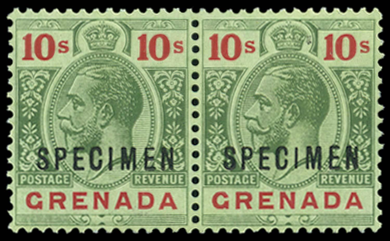 GRENADA 1913-22  SG101as Specimen