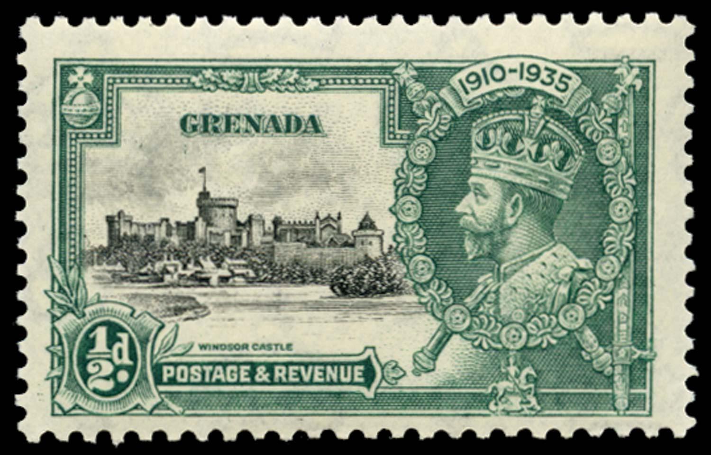 GRENADA 1935  SG145l Mint