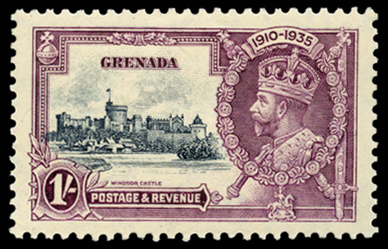 GRENADA 1935  SG148l Mint