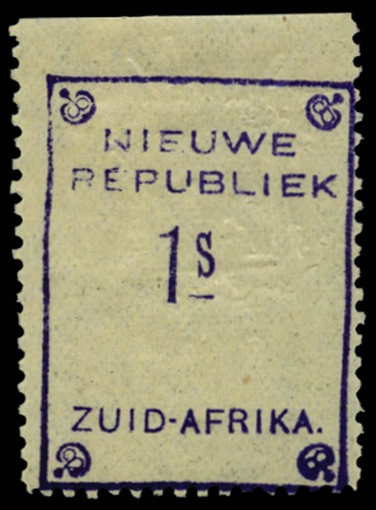 NEW REPUBLIC 1887  SG83a Mint