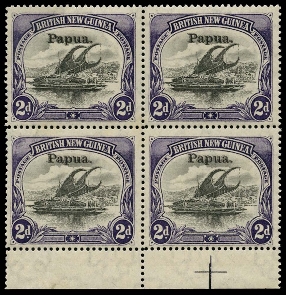 PAPUA 1907  SG40a Mint