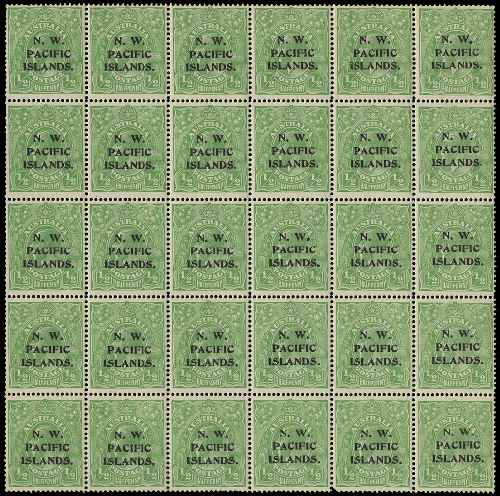 NEW GUINEA 1915-16  SG65a Mint
