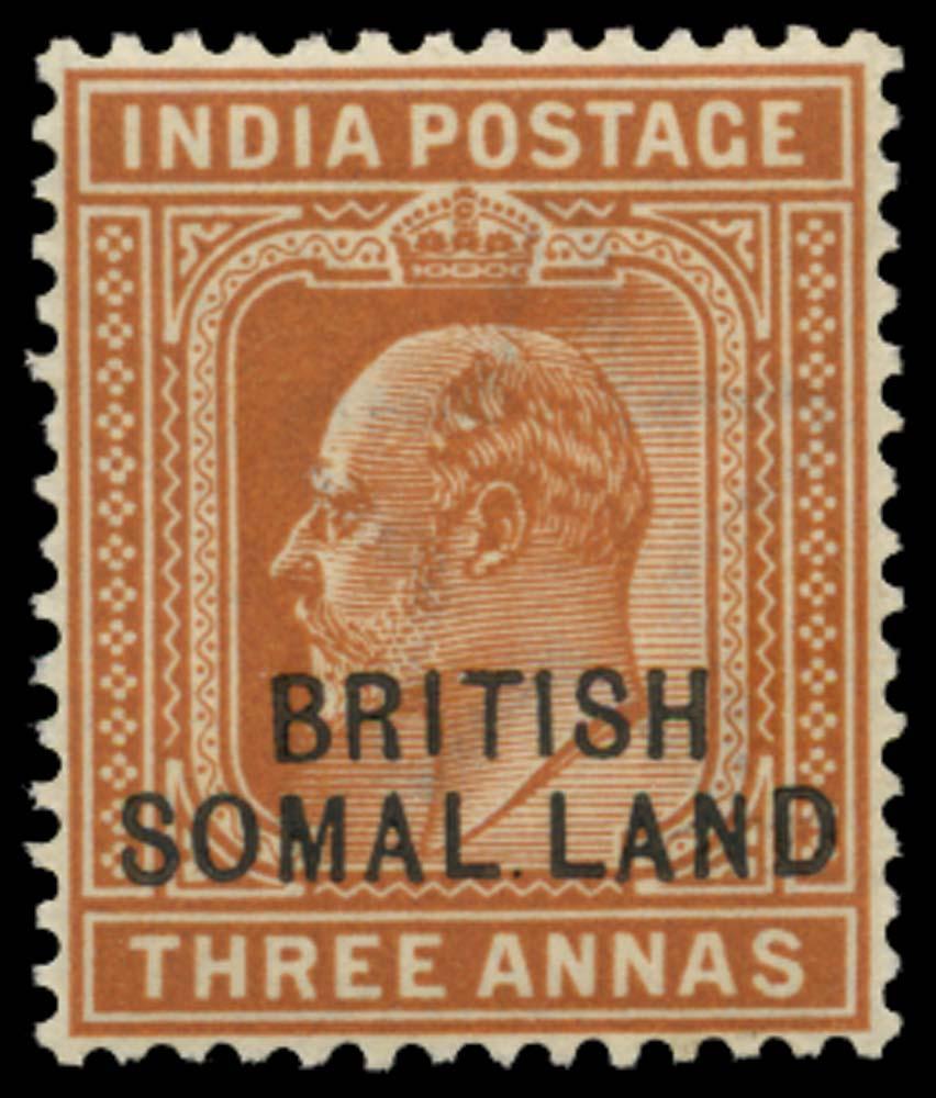 SOMALILAND PROTECT 1903  SG28c Mint