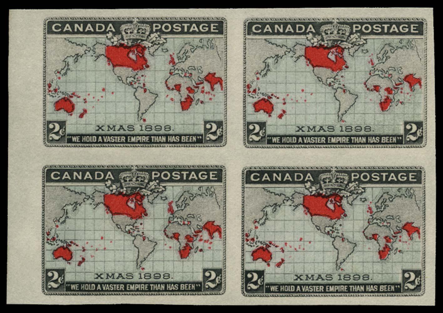 CANADA 1898  SG167a Mint