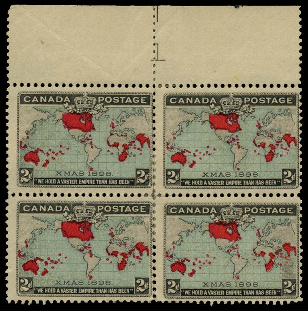 CANADA 1898  SG168 Mint