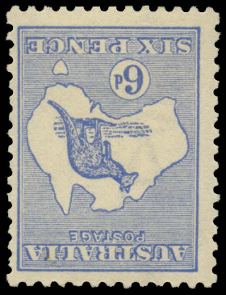 AUSTRALIA 1915  SG38cw Mint