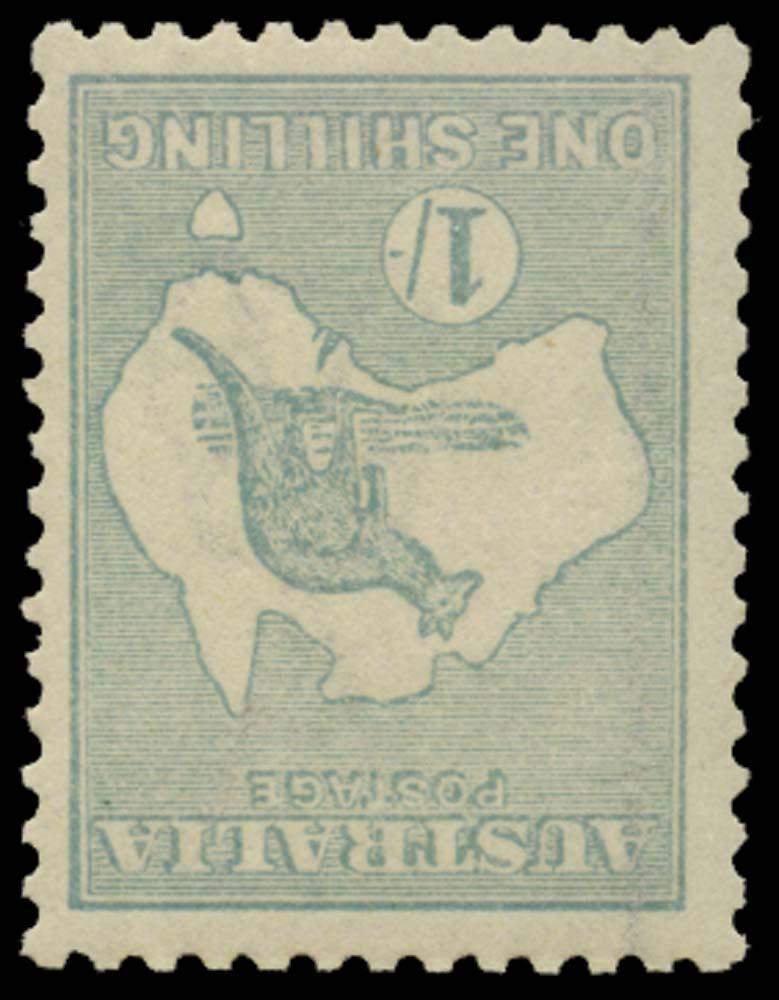 AUSTRALIA 1915  SG40aw Mint