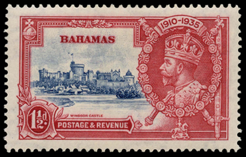 BAHAMAS 1935  SG141h Mint