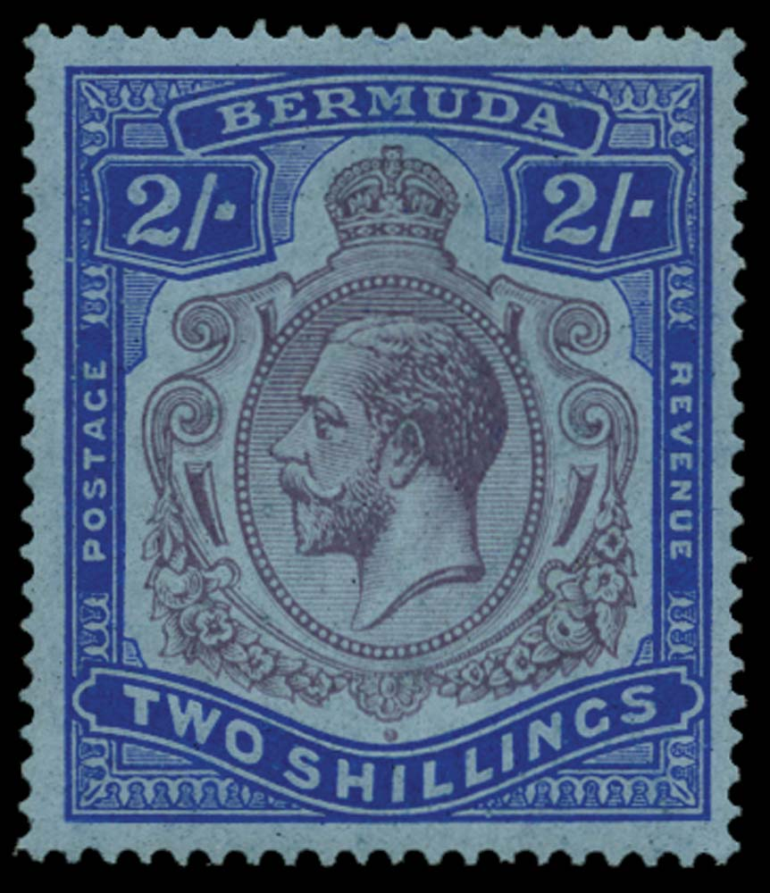 BERMUDA 1924  SG88 Mint