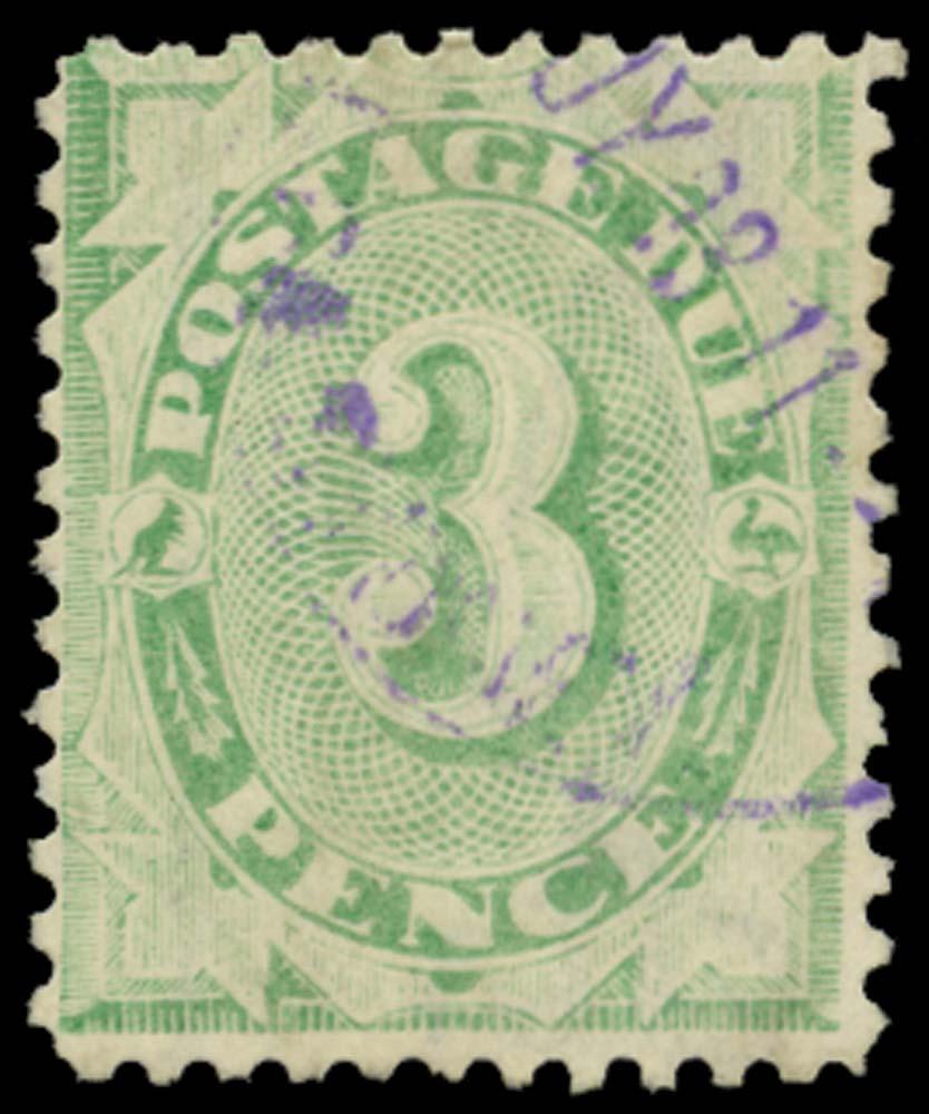 AUSTRALIA 1906  SGD48 Postage Due