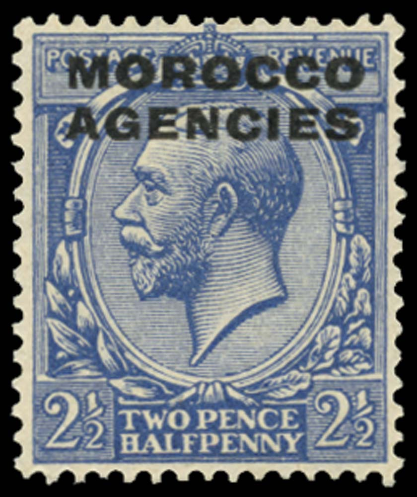 MOROCCO AGENCIES 1925  SG58a Mint