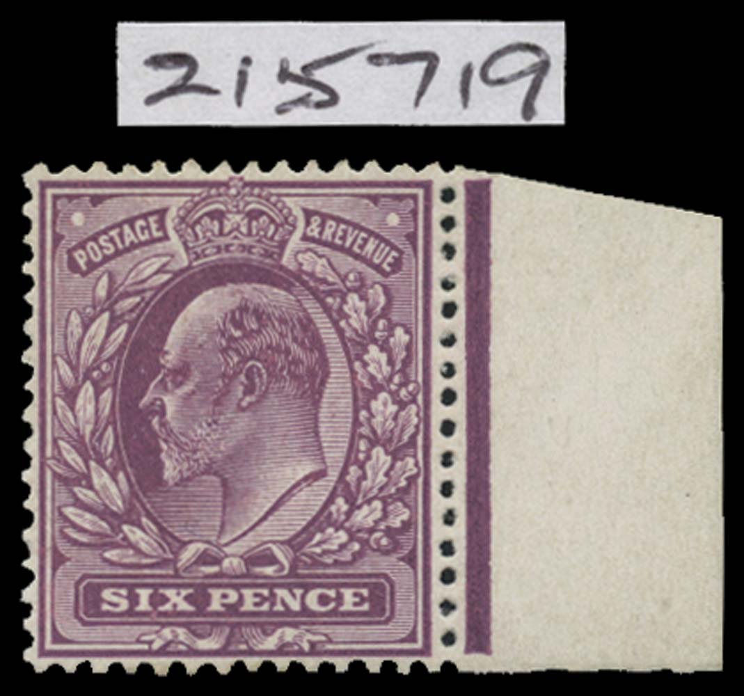 GB 1911  SG296 Mint Bright Magenta (C)