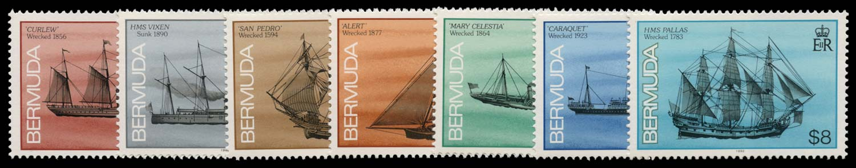 BERMUDA 1993  SG664/78 Mint