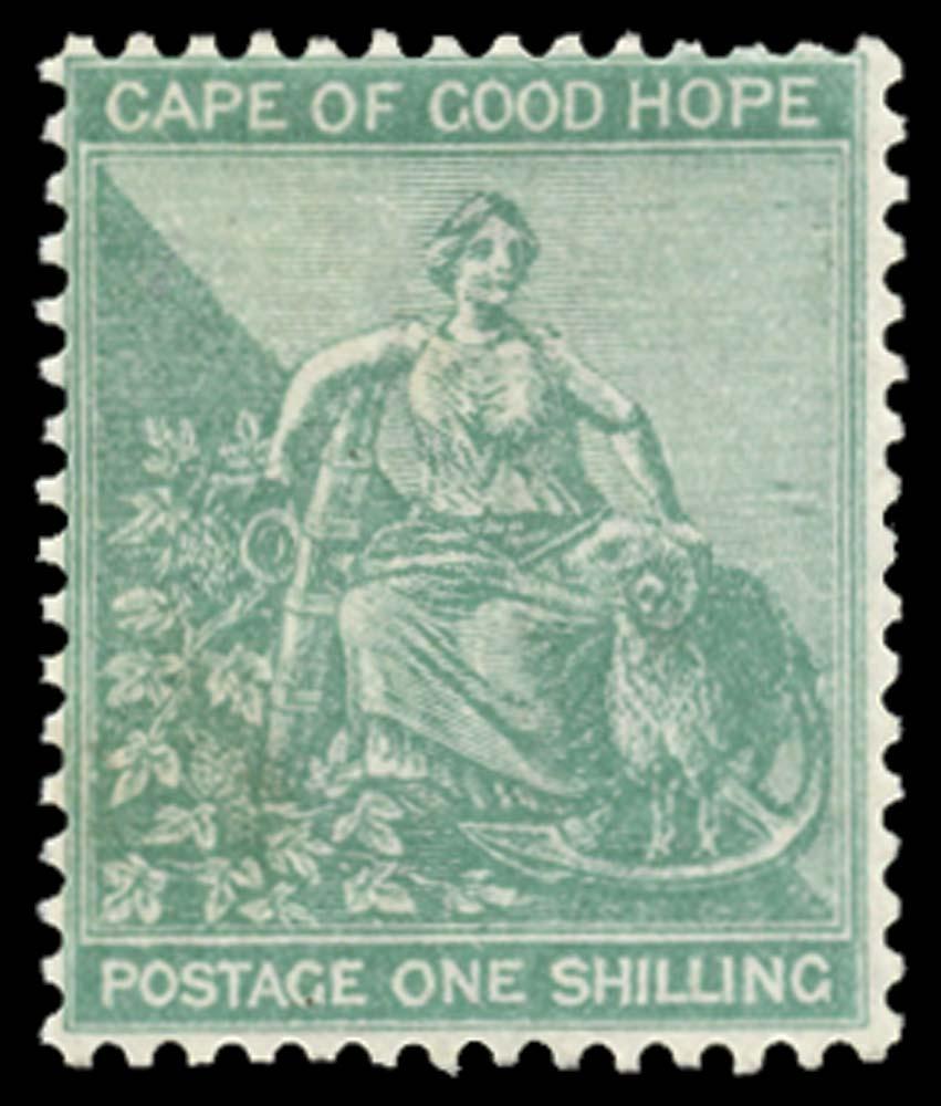 CAPE OF GOOD HOPE 1884  SG53a Mint