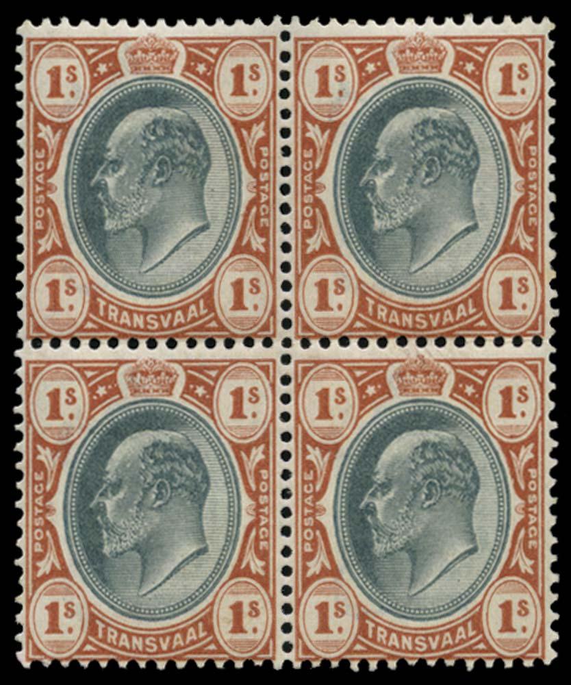 TRANSVAAL 1903  SG256 Mint