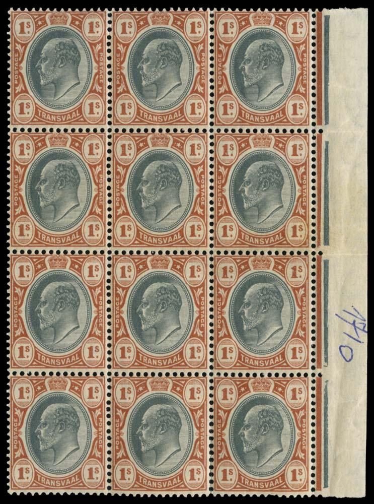 TRANSVAAL 1904-09  SG267 Mint