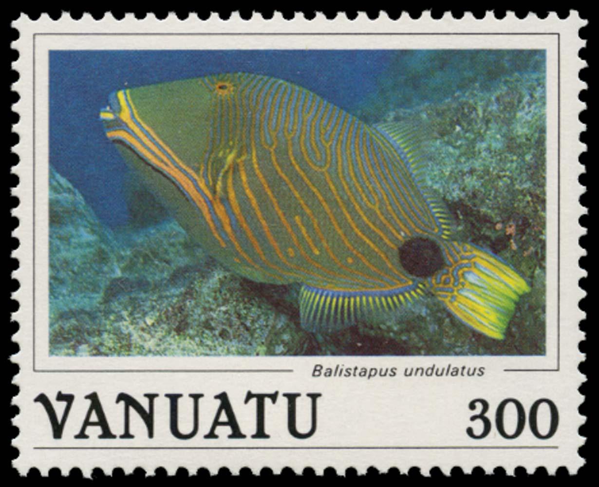 VANUATU 1987  SG477w Mint