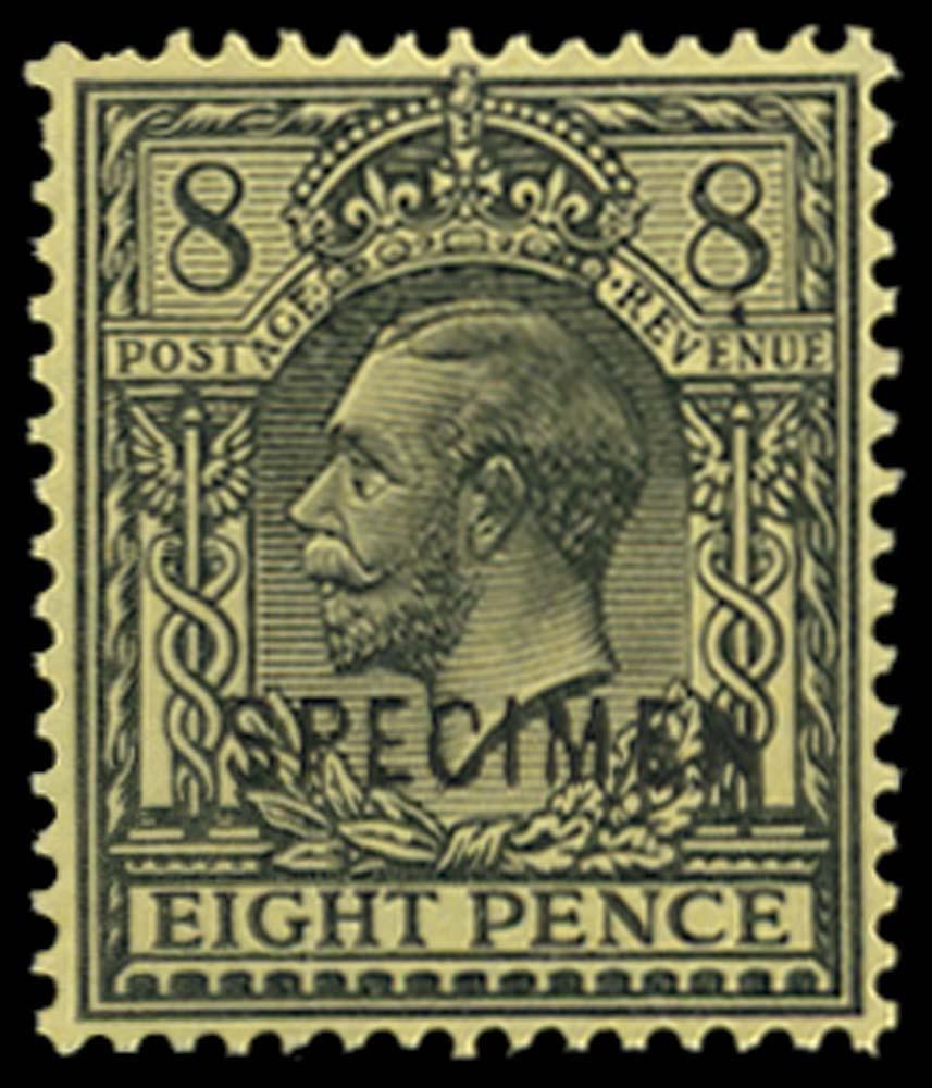 GB 1913  SG390s Specimen Type 26