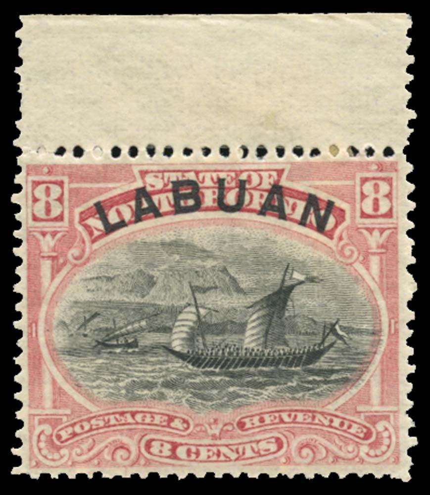 LABUAN 1894  SG69a Mint