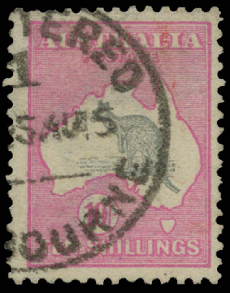 AUSTRALIA 1913  SG14 Used