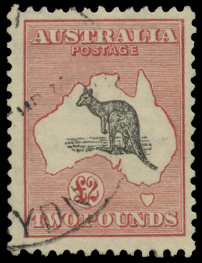 AUSTRALIA 1929  SG114 Used