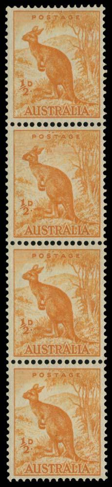 AUSTRALIA 1948  SG228c/cb Mint