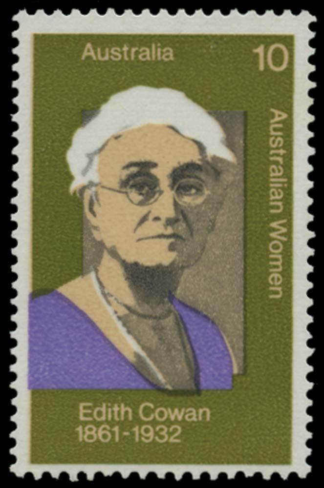 AUSTRALIA 1975  SG602ab Mint