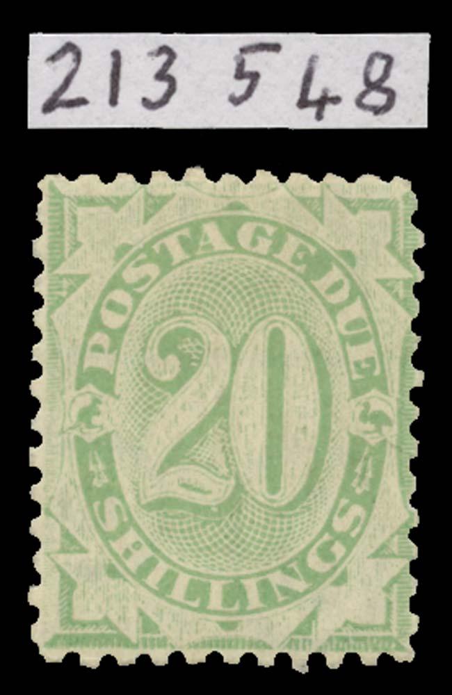 AUSTRALIA 1902  SGD44 Postage Due
