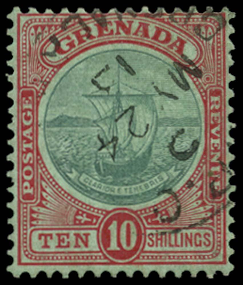 GRENADA 1908  SG83 Used