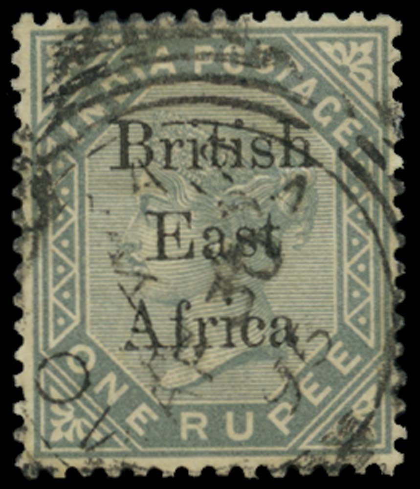 BRITISH EAST AFRICA 1895  SG59 Used