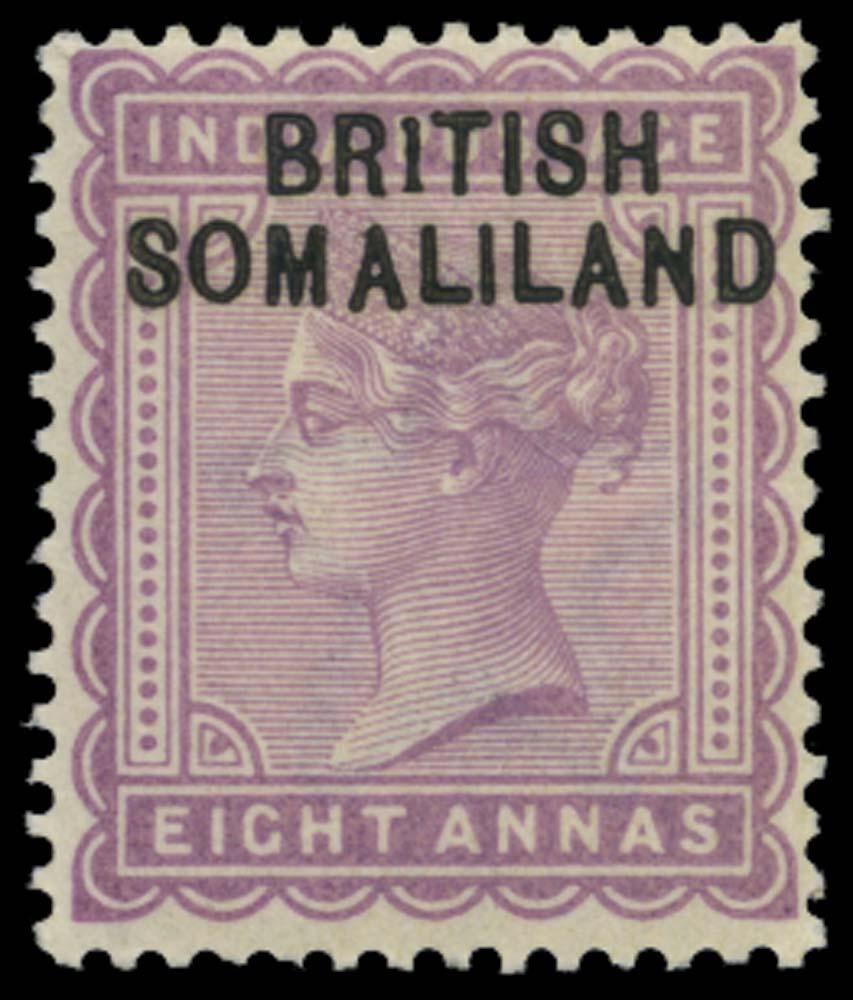 SOMALILAND PROTECT 1903  SG8a Mint