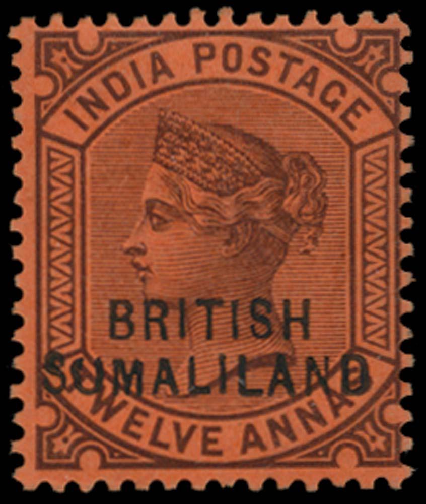 SOMALILAND PROTECT 1903  SG20b Mint