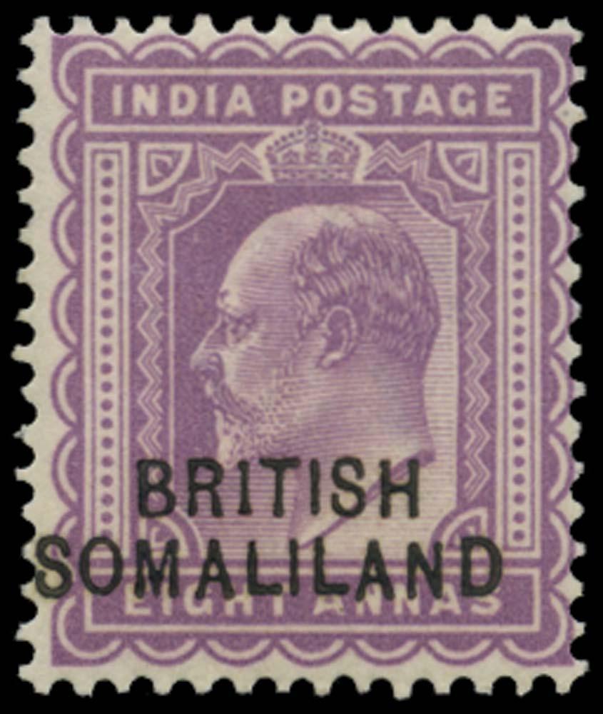 SOMALILAND PROTECT 1903  SG30a Mint